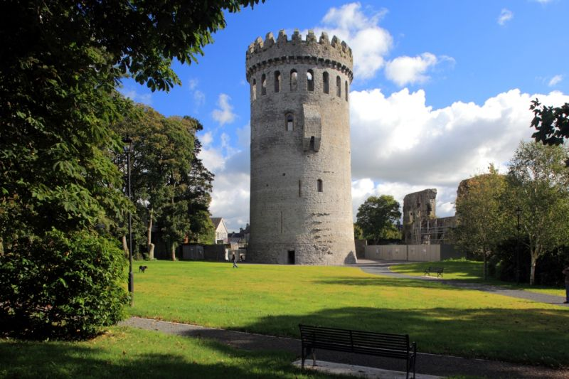 Nenagh Castle castles in Ireland
