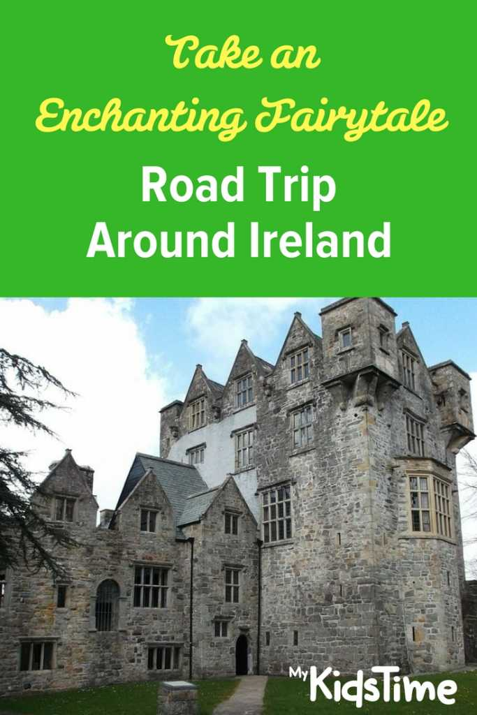 Road Trip Around Ireland