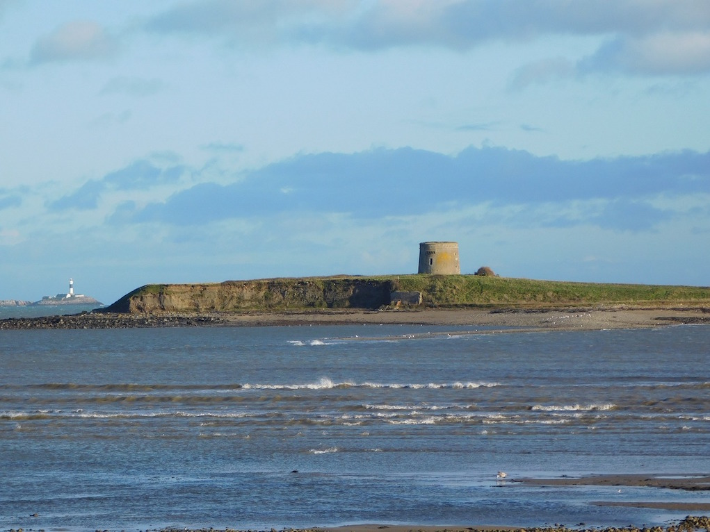 Shenick Island Skerries Spring walks for families in Ireland