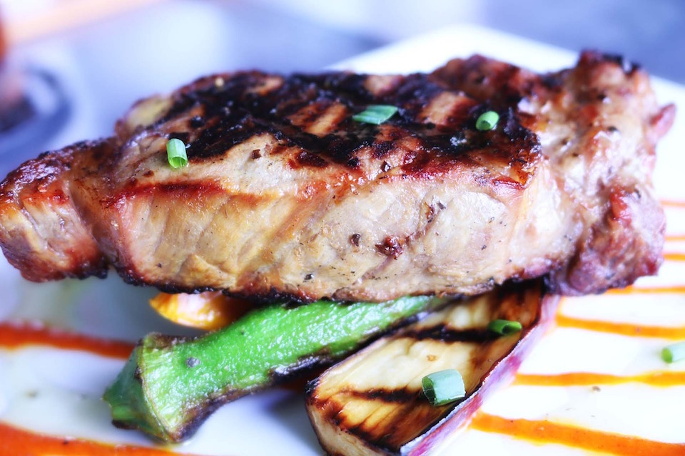Tuna steak easy fish recipes