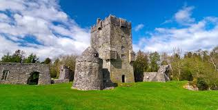 aughnanure castle castles in Ireland