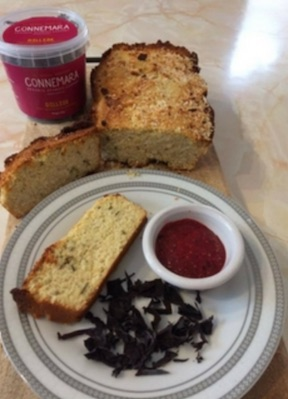 connemara seaweed company dillisk lemon and conconut loaf recipes with seaweed