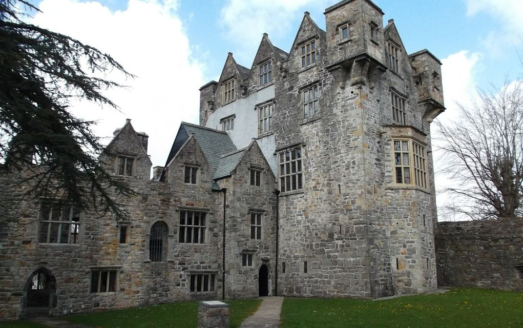 donegal castle castles in Ireland historic places in Ireland horrible histories in Ireland
