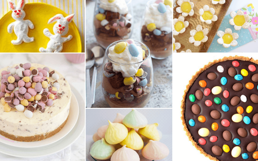 Celebrate Spring With 20 Fun And Easy Easter Desserts