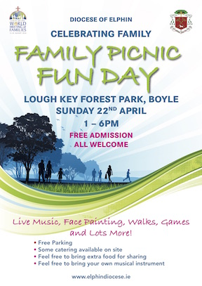 Family Fun Day at Lough Key Forest Park What's On and Things to Do