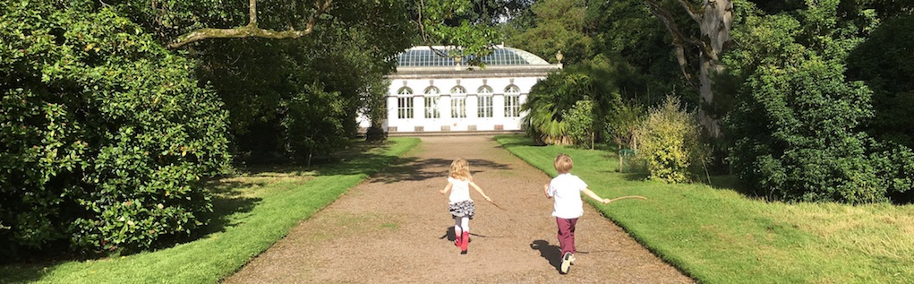 fota house spring walks for families