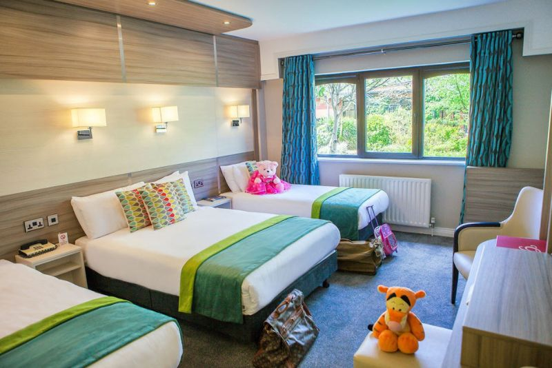 gleneagle hotel family room for lone parent family hotel breaks