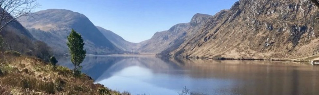 glenveagh national park Spring walks for families
