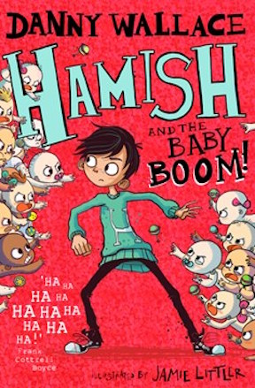 Book ideas for kids and teens Eason Springfest Hamish and the baby boom