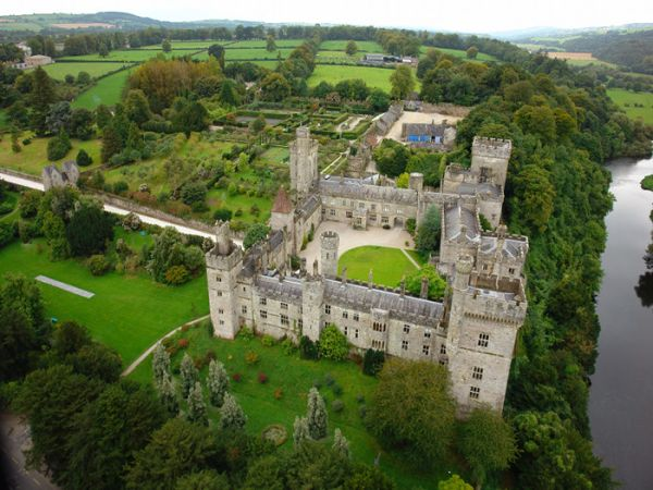 lismore castle castles in Ireland
