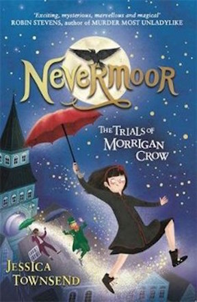 Book ideas for kids and teens Eason Springfest Nevermoor