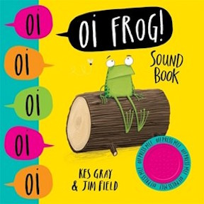 Book ideas for kids and teens Eason Springfest oi frog