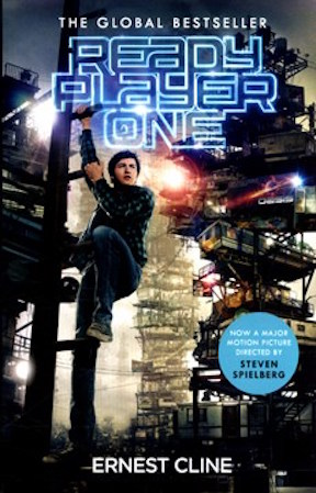 Book ideas for kids and teens Eason Springfest Ready player one