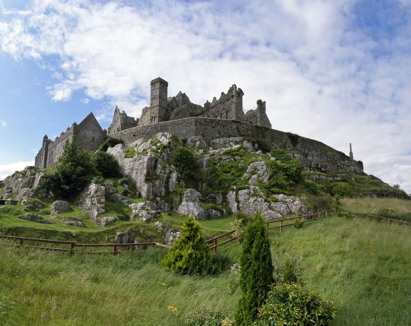 rock of cashel castles in Ireland