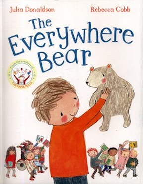 Book ideas for kids and teens Eason Springfest the everywhere bear