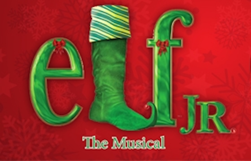 Elf The Musical at glor