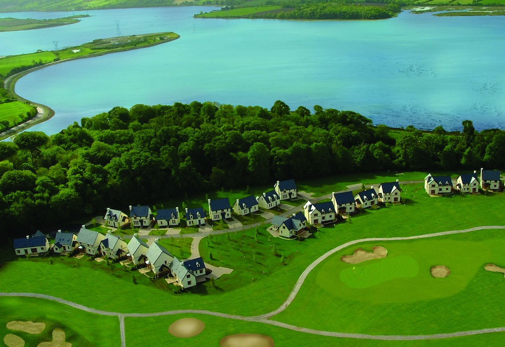 Fota Island Lodges family frienldy self catering accommodation in Ireland