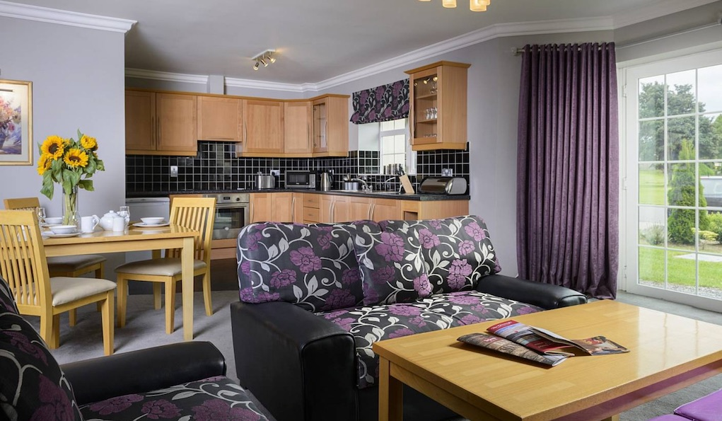 Gleneagle Hotel Apartments Family Friendly Self catering accommodation in Ireland Self catering options for families at hotels in Ireland
