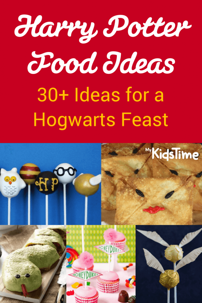 Harry Potter food ideas