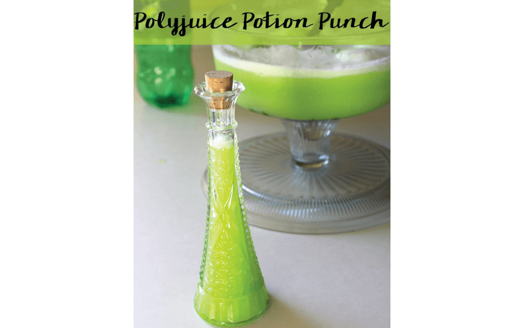 Harry Potter food polyjuice potion from This Grandma Is Fun