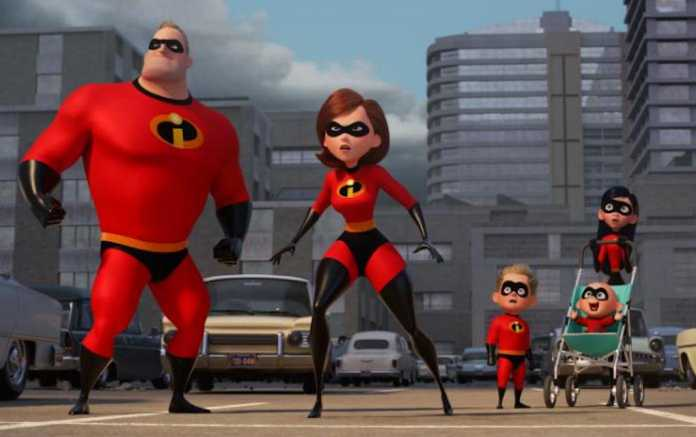 Incredibles 2 new trailer