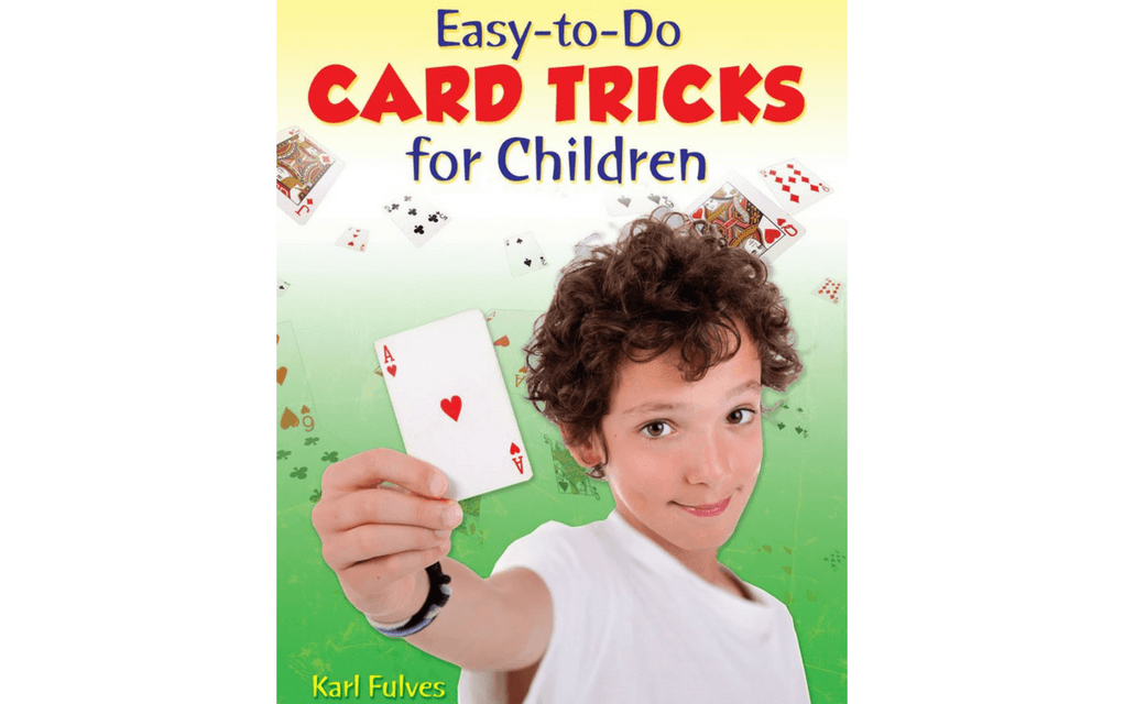 Magic books for kids Easy to Do Card Tricks for Children