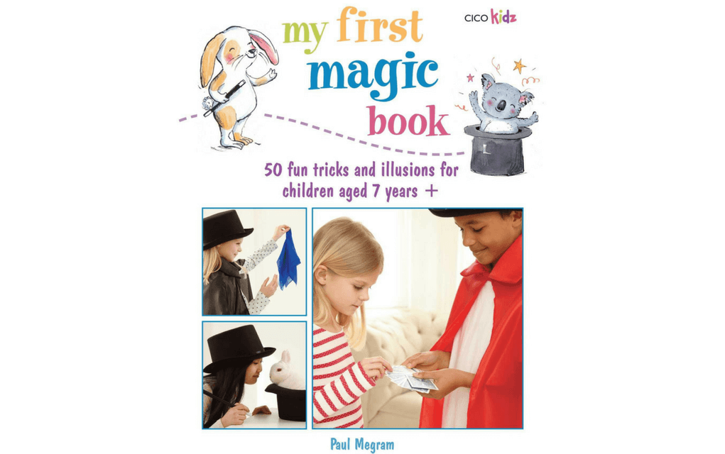 Magic books for kids My First Magic Book
