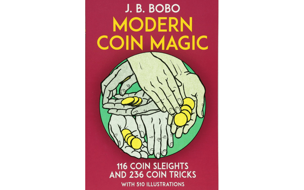Magic books for kids Modern Coin Magic