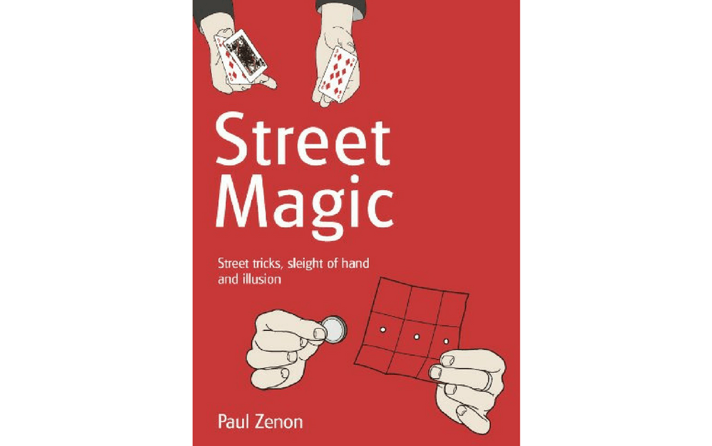 Magic books for kids Street Magic