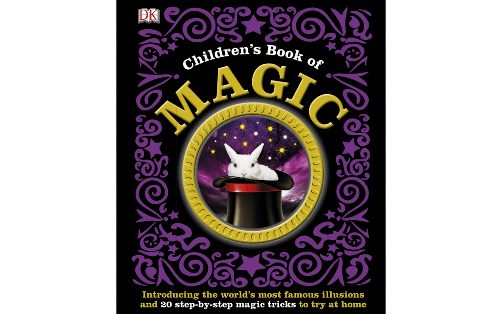 Magic books for kids children's book of magic