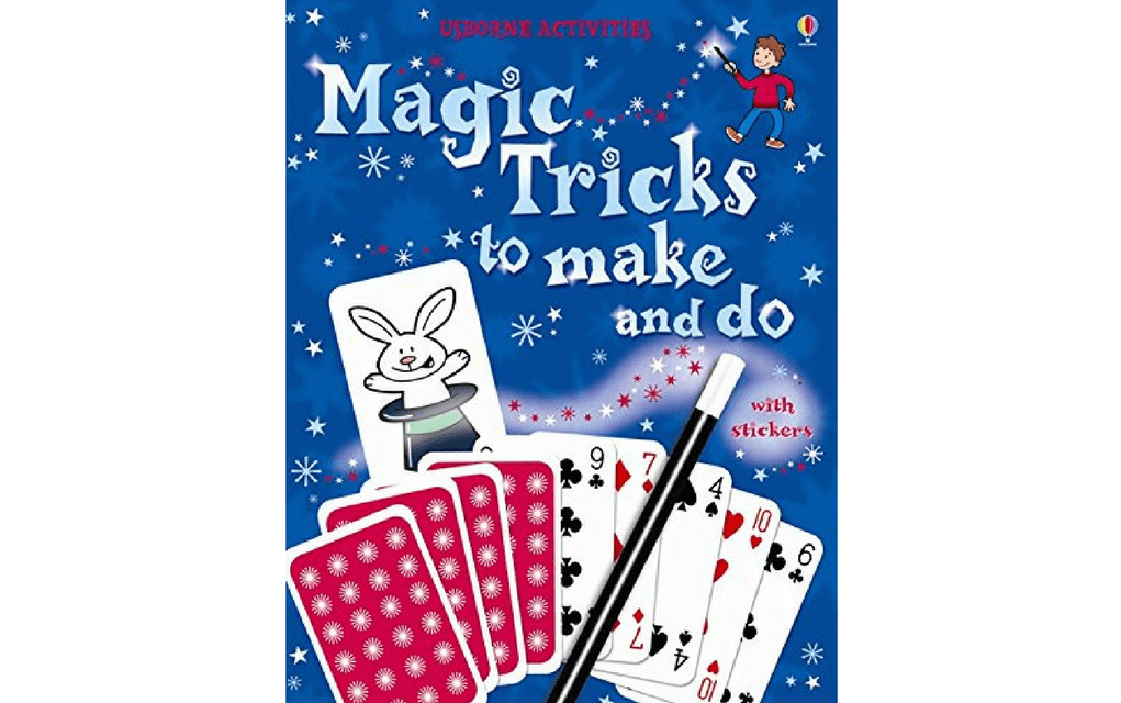 Magic books for kids Magic Tricks to Make and Do