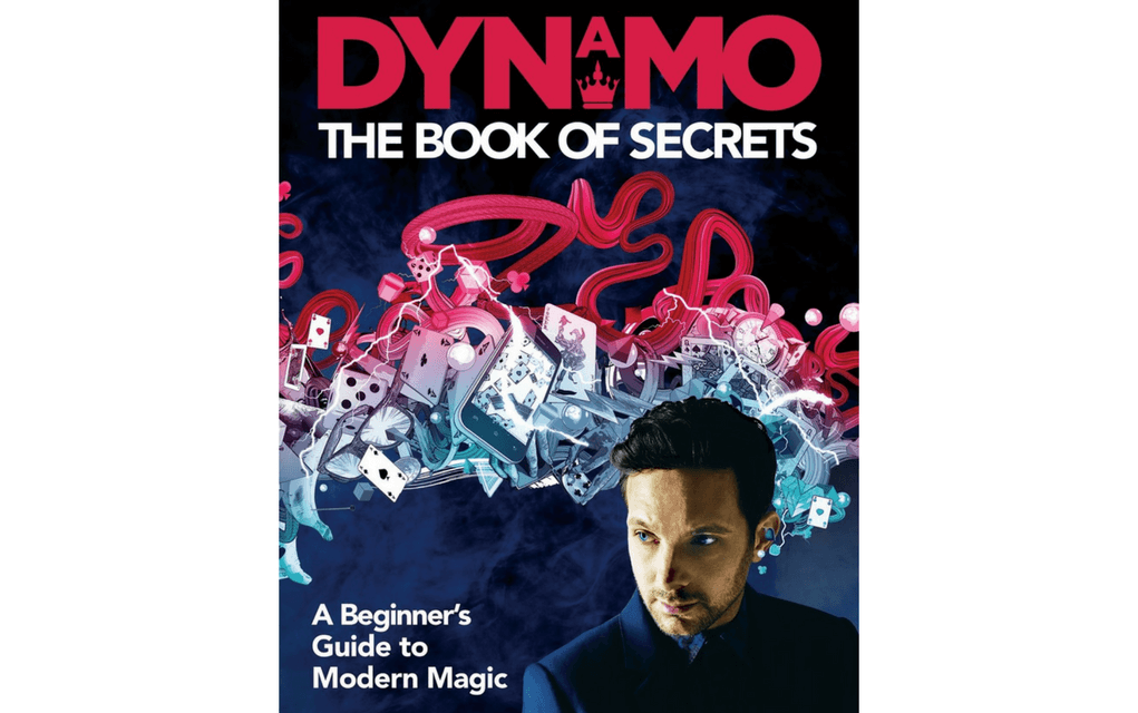 Magic books for kids Dynamo book of secrets