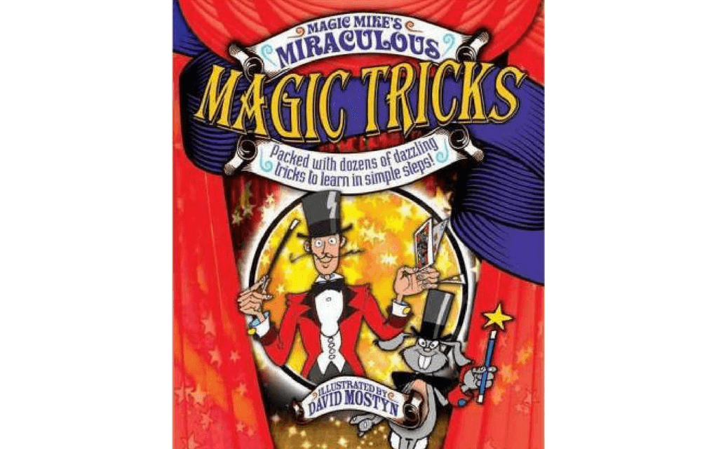 Magic books for kids miraculous magic tricks