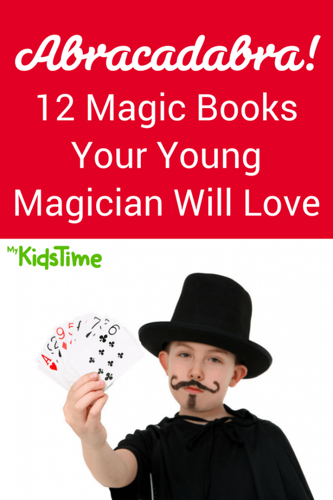 magic books for kids