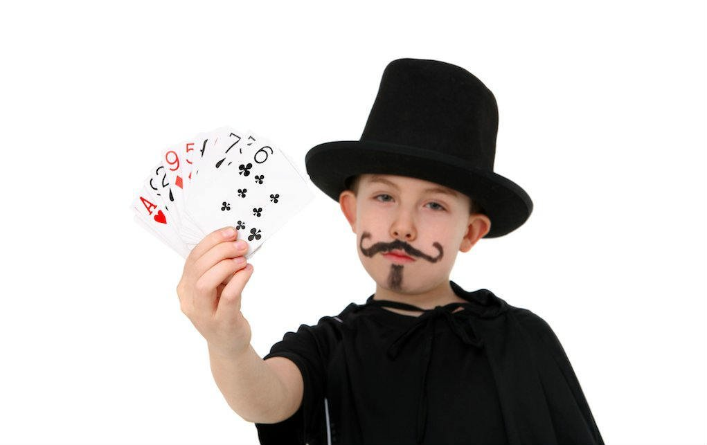New Ultimate Rising Card Amazing Easy to Learn Magic Tricks