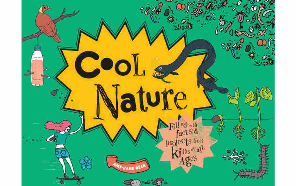 Learn about Nature with Cool Nature book