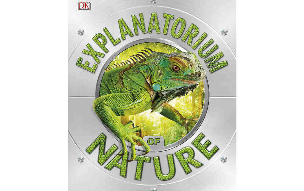 Learn about nature with Explanatorium Nature book