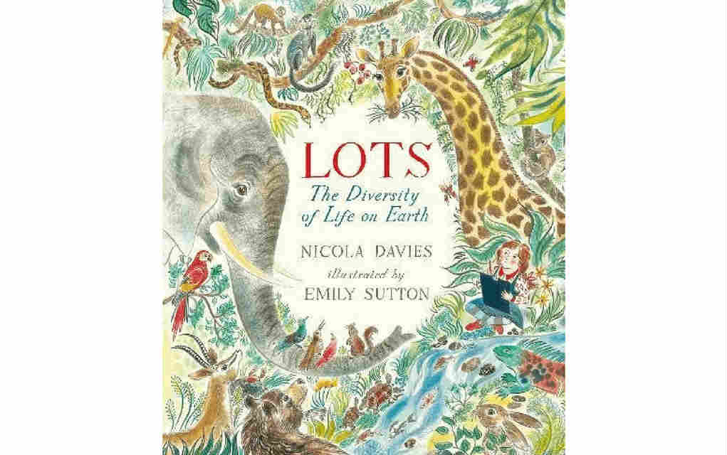 Learn about nature with Lots the Diversity of Life on earth book