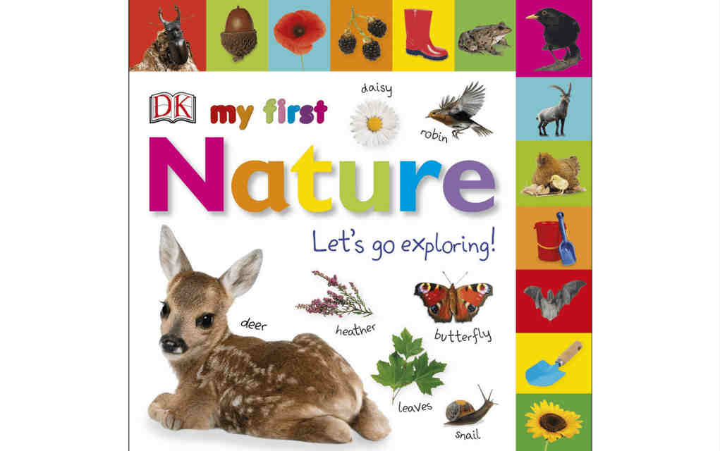 Learn about nature with My First Nature book