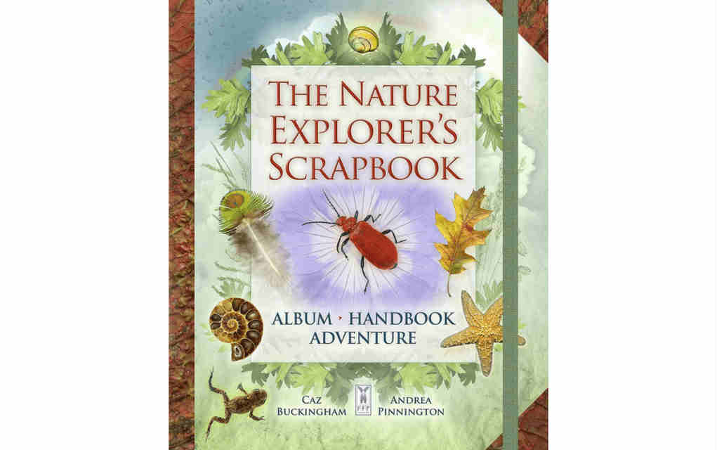 Learn about nature with the nature explorer's scrapbook