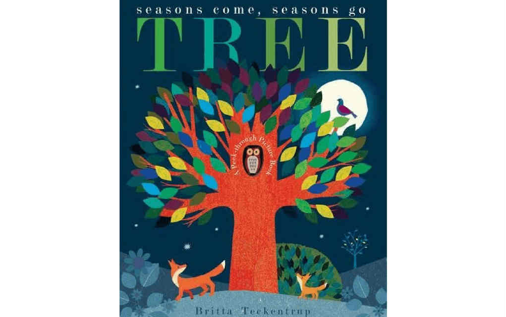 Learn about nature with Tree book