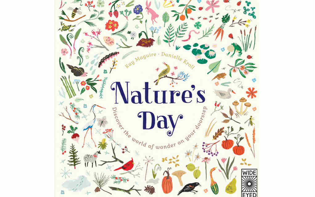 Learn about nature with nature's day book