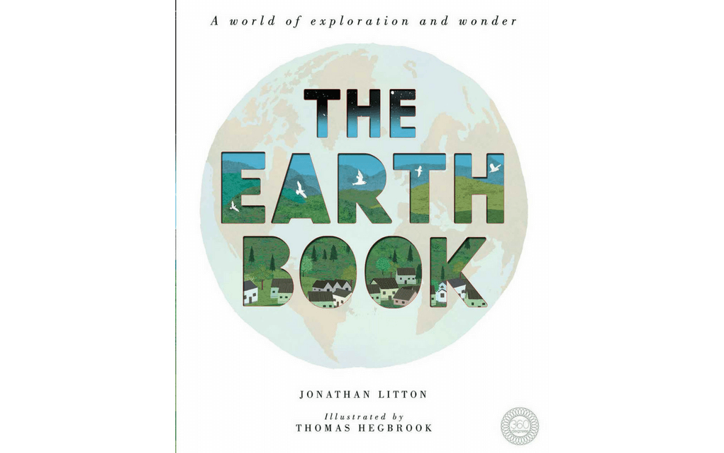 Learn about nature with The Earth Book