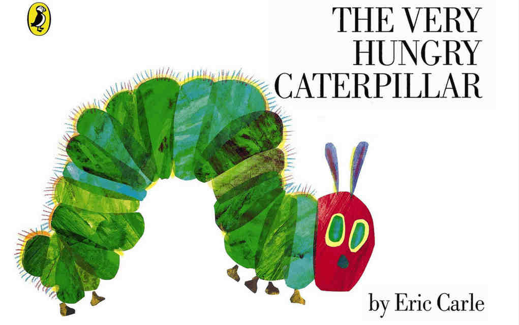 Learn About Nature with The Very Hungry Caterpillar book