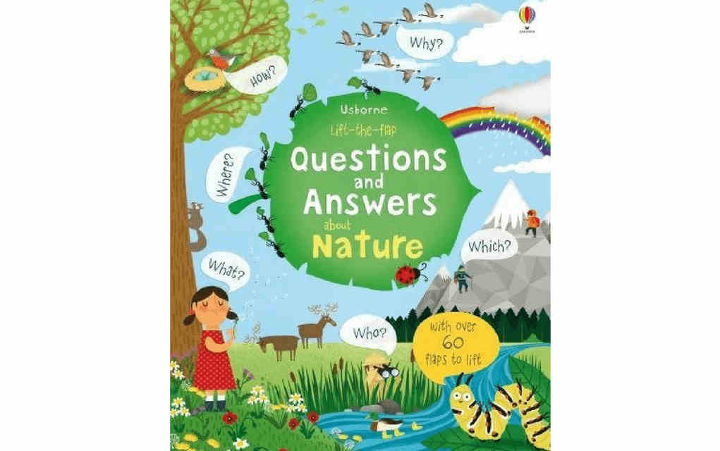 Learning about nature questions and answers about nature