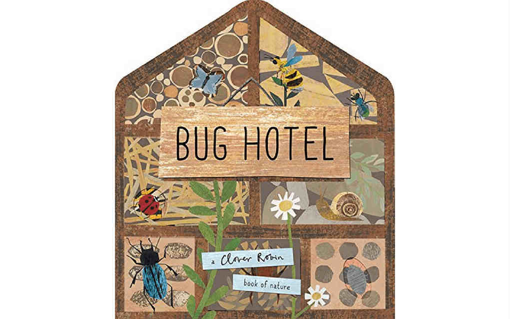 Learn about nature with Bug Hotel book