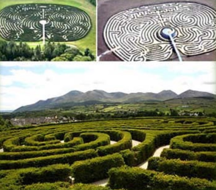 The Peace Maze mazes in Ireland