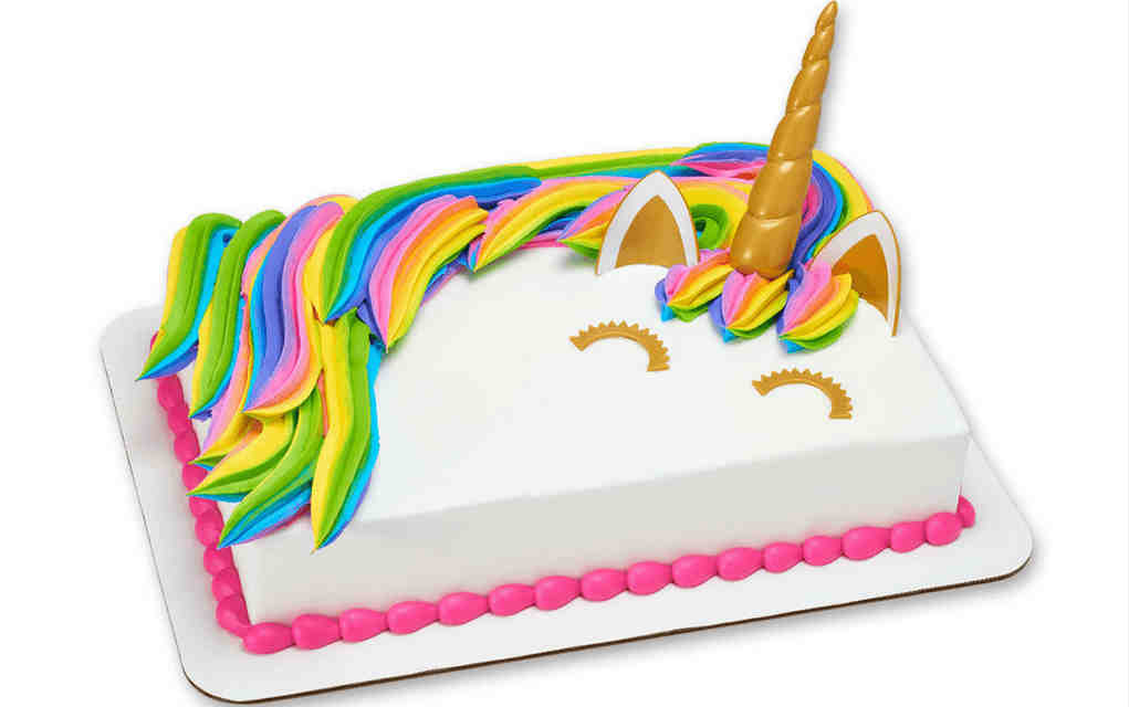 Fabulous 17 Amazingly Easy Unicorn Cake Ideas You Can Make At Home Birthday Cards Printable Riciscafe Filternl