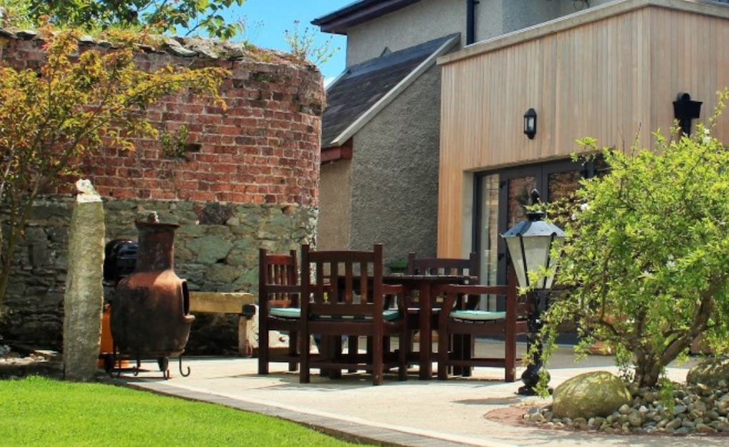 Woodvilla Lodge Self catering accommodation in Ireland for families