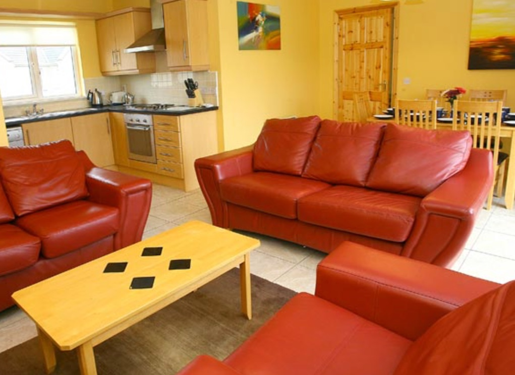 banna beach resort holiday homes family friendly self catering accommodation in Ireland